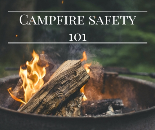 campfire safety 101